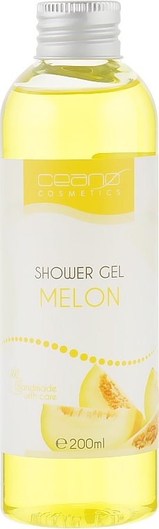 "Гель для душа ""Дыня"" - Ceano Cosmetics Shower Gel Melon"