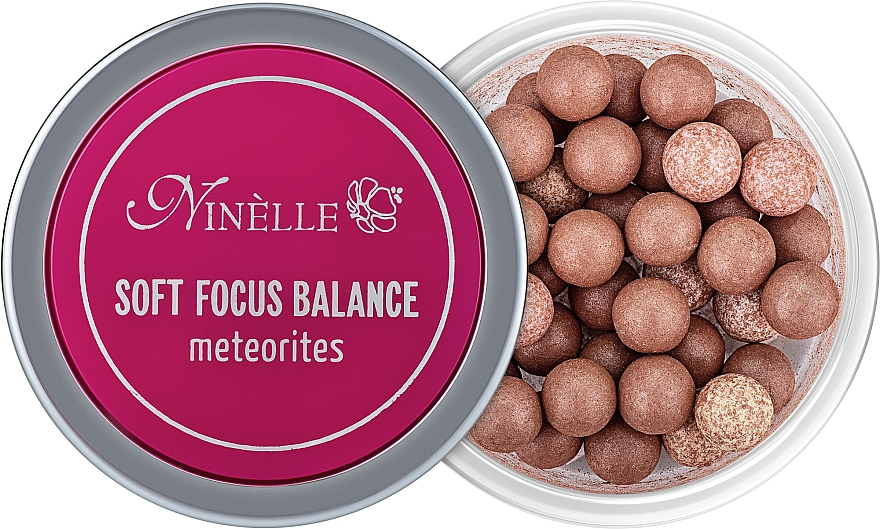 Румяна в шариках - Ninelle Soft Focus Balance