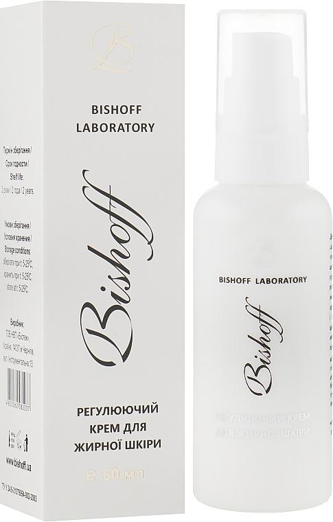 Регулирующий крем для жирной кожи - Bishoff