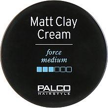 Духи, Парфюмерия, косметика Матовый крем-клей для волос - Palco Professional Hairstyle Matt Clay Cream