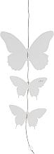 "Духи, Парфюмерия, косметика Ароматизатор интерьерный в форме бабочек ""Античная роза"", 3 штуки - Collines de Provence Home Perfume Flying Scented Butterflie"