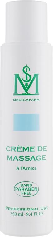 Крем для массажа с Арникой - Medicafarm Body Care Creme De Massage