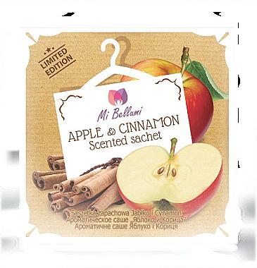 "Ароматические саше ""Яблоко и Корица"" - Mi Bellumi Limited Edition Apple & Cinnamon Scented Sachet"