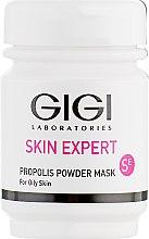 Прополісна пудра для жирної шкіри - Gigi Propolis Powder — фото N1