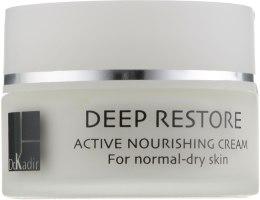 Духи, Парфюмерия, косметика Активный ночной лечебный крем - Dr. Kadir Deep Restore Active Nourishing Cream