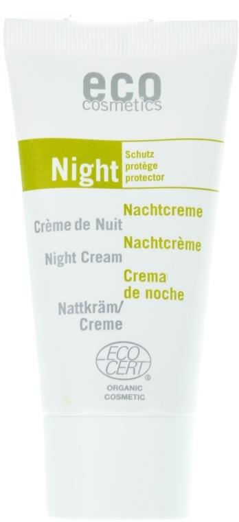 Ночной крем для лица с гранатом и женьшенем - Eco Cosmetics- Eco Cosmetics