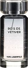 Духи, Парфюмерия, косметика Karl Lagerfeld Bois De Vetiver - Туалетная вода (тестер без крышечки)