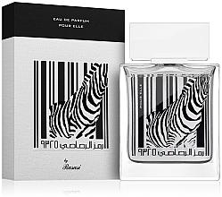Духи, Парфюмерия, косметика Rasasi Rumz Al Zebra Pour Elle - Парфюмированная вода