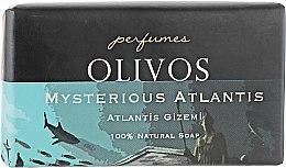 """Духи, Парфюмерия, косметика Натуральное оливковое мыло """"Загадочная Атлантида"""" - Olivos Perfumes Mysterious Atlantis Soap"""