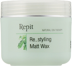 Духи, Парфюмерия, косметика Воск матовый для моделирования прически - Repit Amazon Story Re Styling Matt Wax