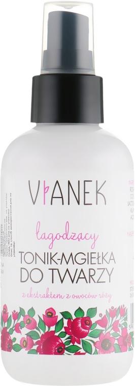 Смягчающий тоник-спрей для лица - Vianek
