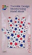 Духи, Парфюмерия, косметика Маска-перчатки для рук с прополисом - Purederm Twinkle Design Moisturizing Hand Mask