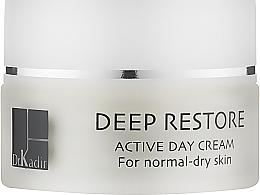 Духи, Парфюмерия, косметика Активный дневной крем - Dr. Kadir Deep Restore Active Day Cream