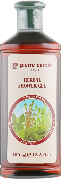 Гель для душа - Pierre Cardin Herbal Shower Gel