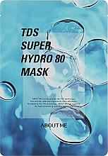 Духи, Парфюмерия, косметика Супер-увлажняющая маска - About Me TDS Super Hydro 80 Mask