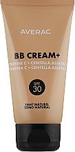 Духи, Парфюмерия, косметика Солнцезащитный ВВ-крем для лица SPF30 - Averac BB Cream+ SPF30