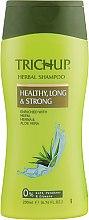 Духи, Парфюмерия, косметика Шампунь для здоровых, длинных и крепких волос - Vasu Trichup Healthy Long & Strong Shampoo