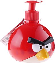 Духи, Парфюмерия, косметика Жидкое мыло для рук - Air-Val International Angry Birds Red Bird Hand Soap Pump 3D