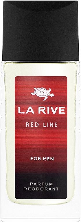 La Rive Red Line - Парфюмированный дезодорант