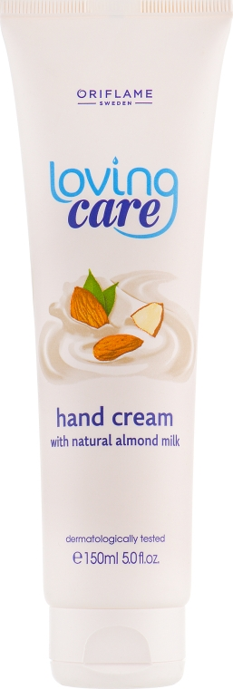 Крем для рук - Oriflame Loving Care Hand Cream