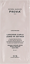 Духи, Парфюмерия, косметика Дефайнер от запутывания с антистатиком - Previa Borage Anti-Frizz Leave-in Definer