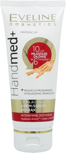Омолаживающий крем-сыворотка - Eveline Cosmetics HandMed+