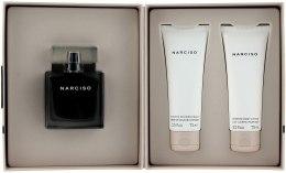 Духи, Парфюмерия, косметика Narciso Rodriguez Narciso - Набор (edt/90ml + b/l/75ml + sh/gel/75ml)