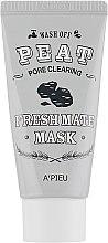 Духи, Парфюмерия, косметика Очищающая и сужающая поры маска - A'pieu Fresh Mate