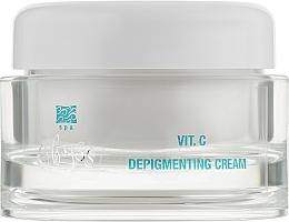 Духи, Парфюмерия, косметика Отбеливающий крем с витамином С - Spa Abyss Vit C Depigmenting Cream