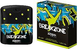 Духи, Парфюмерия, косметика Zippo Breakzone for Him - Туалетная вода