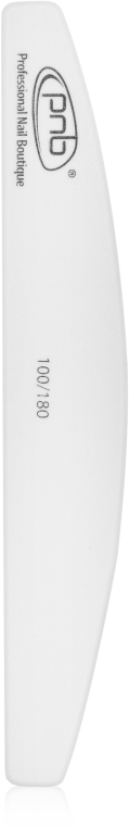 Баф для ногтей 100/180 Grey, полукруг - PNB