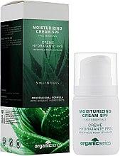 Духи, Парфюмерия, косметика Увлажняющий крем SPF20 - Organic Series Moisturizing Cream SPF20