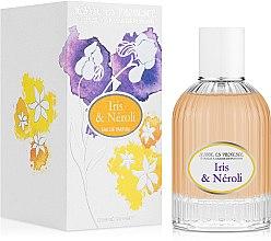 Духи, Парфюмерия, косметика Jeanne En Provence Iris & Neroli - Парфюмированная вода