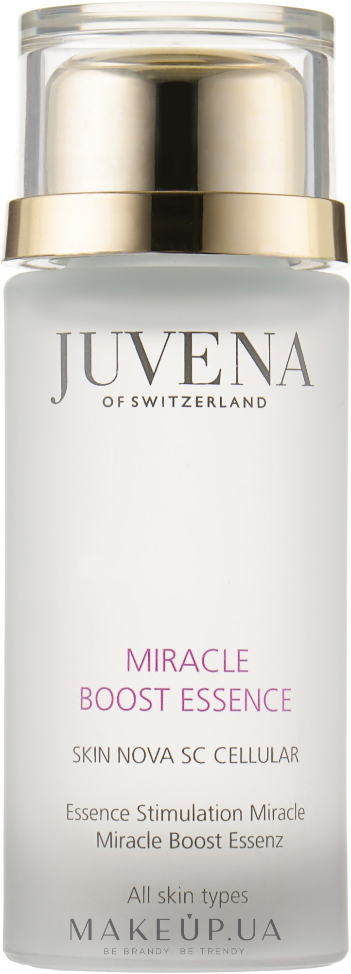 Активувальний еліксир краси - Juvena Miracle Boost Essence — фото 30ml