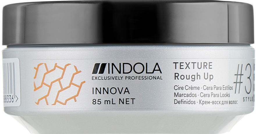 Текстурирующий крем-воск для волос - Indola Innova Texture Rough Up