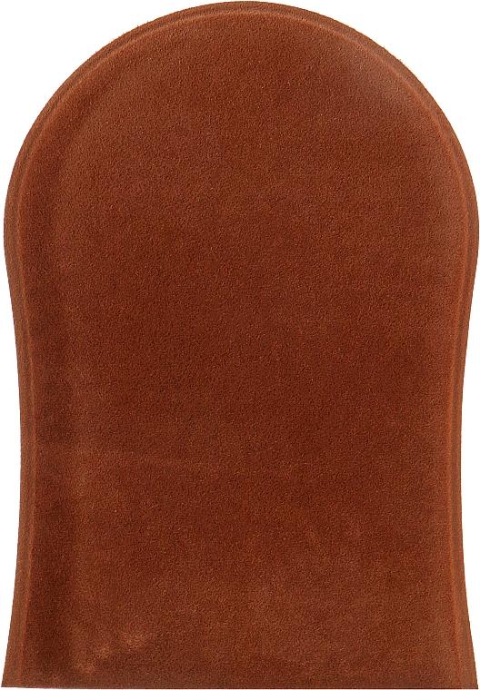 Аппликатор-рукавица для автозагара, бордовая - Velvotan