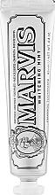 Духи, Парфюмерия, косметика Отбеливающая зубная паста с ксилитолом - Marvis Whitening Mint + Xylitol