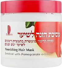 Духи, Парфюмерия, косметика Маска для волос c экстрактом граната - Schwartz Pomegranate Extract Mask For Dry And Damaged Hair