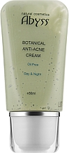 Духи, Парфюмерия, косметика Крем анти-акне - Spa Abyss Botanical Anti-Acne Cream