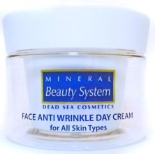 Дневной крем для лица от морщин - Mineral Beauty System Face Anti Wrinkle Day cream — фото N7