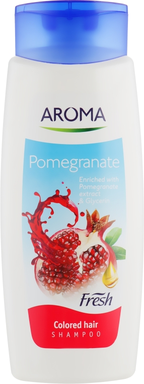 "Шампунь ""Гранат"" - Aroma Fresh Pomegranate Shampoo"