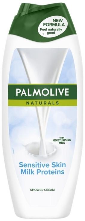 Крем-гель для душа с протеином - Palmolive Naturals Delicate Skin Milk Protein Cream