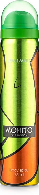 Jean Marc Mohito - Дезодорант-спрей