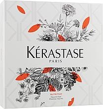 Духи, Парфюмерия, косметика Подарочный набор - Kerastase Nutritive (shm/250ml + h/milk/200ml)