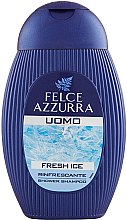 Духи, Парфюмерия, косметика Шампунь и гель для душа - Felce Azzurra Fresh Ice