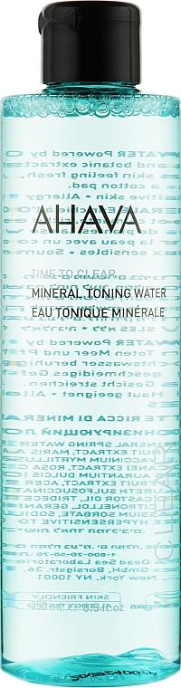 Минеральный тонизирующий лосьон для лица - Ahava Time To Clear Mineral Toning Water