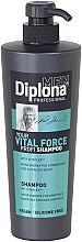 Духи, Парфюмерия, косметика Энергетический шампунь для мужчин - Diplona Professional Vital Force Shampoo For Men