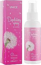 Парфумерія, косметика Спрей для депіляції для жінок - Unice Depilatory Spray