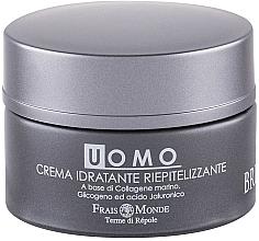 Духи, Парфюмерия, косметика Восстанавливающий увлажняющий крем для лица - Frais Monde Men Brutia Repairing Moisturizing Cream