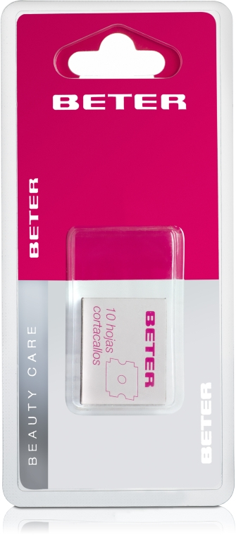 Лезвия сменные для педикюрного станка - Beter Beauty Care